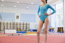 Gymnastics Rules for What to Wear on the Trampoline