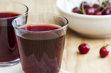 Cherry Juice for Blood Pressure