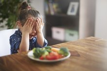 Decreased Appetite & Stomach Pain in Children