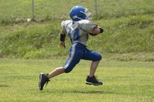 Exercises for a Youth Football Workout
