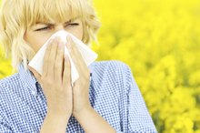 Does an Allergy Cause You to Be Short of Breath?