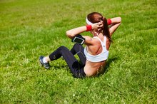 How to Strengthen Lower Abdominal Muscles With Herbs