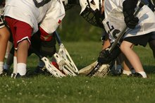 Muscles to Work for Lacrosse