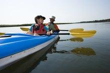 How to Row a Tandem Kayak