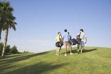 Fun Games to Play in a Scramble Golf Tournament