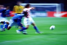 Workouts to Gain Speed & Agility for Soccer Players