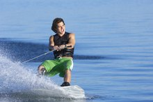 Fitness and Water-Skiing Workout Exercises