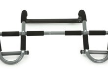 Pull-Up Bars That Can Hold Lots of Weight