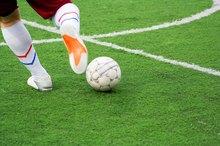 5 Types of Soccer Passes