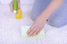 How to Clean Children's Urine in the Carpet
