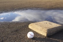 Rain Delay Rules for Baseball