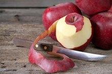 Nutritional Facts on Apple Peels