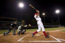 Shoulder Discomfort When Swinging a Baseball Bat Hard