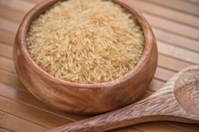 How Much Fiber Is in Rice Bran?