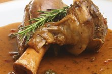 Lamb Shank Nutrition