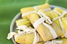 Calories in Corn Tamales