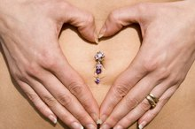 How to Know When Your Belly Button Ring Is Healed