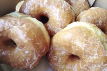 The Carbohydrates in Glazed Doughnuts