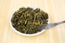What Makes Collard Greens Less Bitter?