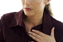 Esophageal Erosion Symptoms