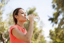 Dehydration While Running