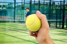Tennis Ball Stretch for Plantar Fasciitis