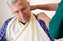How to Make a Shoulder Sling From a T-shirt
