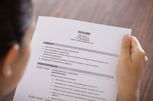 Resume Objectives for Teenagers