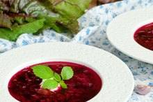 Health Benefits of Borscht