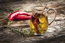 Cayenne Pepper & Olive Oil for Arthritis