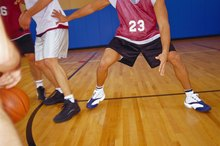Can a Basketball Player Step Out of Bounds & Step Back in & Touch the Ball?