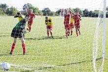 Size of a Regulation Soccer Net