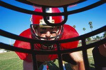 How to Make a Mirrored Football Visor