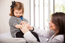 What Are the Treatments for Toddlers With Blisters?