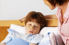 How to Avoid Getting the Stomach Flu From Kids