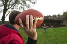 Which Muscles Are Used When Throwing a Football?