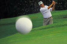 Golf Rules for Man-Made Obstacles