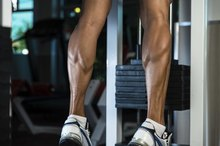 Pulled Calf Muscle Symptoms