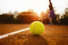 Hard Vs. Clay Court Tennis Balls