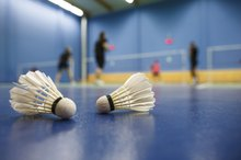 Double's Rules for Badminton