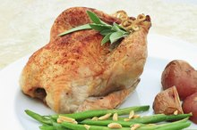 Nutritional Value of Cornish Hens