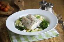 Baked Haddock Nutritional Values