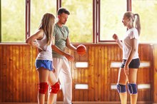 Volleyball Drills for Middle School Girls