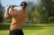 Right Elbow Pain When Playing Golf