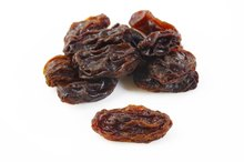 Nutrition in Chocolate-Covered Raisins