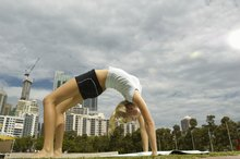 List of Gymnastic Stretches