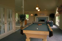 Assembly Instructions for a Pool Table