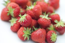 Skin Rash from Strawberries