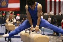 Types of Gymnastics Vaults