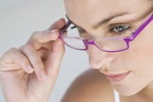 How to Remove Eyeglass Lens Crazing